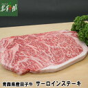 【肉の博明 青森県産田子牛サーロイン ステーキ 250g×2枚】送料込み・産地直送 青森