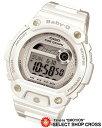 カシオ ベビーG BLX-100-7JF G-LIDE レディース 腕時計 リストウォッチ ホワイト