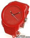 ディーゼル 腕時計 リストウォッチ アナログ DIESEL ウレタンベルト DZ1440 赤