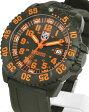 ルミノックス LUMINOX 腕時計 メンズ NAVY SEALS カラーマーク T25表記3059 オレンジ 【男性用腕時計 リストウォッチ ランキング ブランド 防水 ミリタリー スポーツ アウトドア】