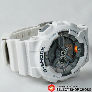 CASIO������G-SHOCK�ǥ���å�����ӻ��׳�����ǥ�GA-110C-7ADR�ۥ磻��