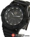 LUMINOX NAVYSEAL BLACKOUT アナログ 腕時計 リストウォッチ 3001-BLACKOUT 黒