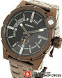 全品P2倍 ディーゼル DIESEL メンズ 腕時計 アナログ ステンレスベルト DZ4236 ブラウン 【男性用腕時計 時計 リストウォッチ ランキング ブランド 防水 カラフル】 【楽ギフ_包装】 P27Mar15
