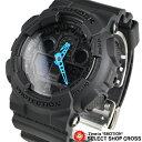 カシオ Gショック メンズ 腕時計 アナログ GA-100C-8ADR グレー