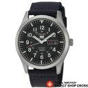 【3年保証】 SEIKO セイコー 5 SPORTS ファイブ スポーツ メカニカル 自動巻(手巻なし) メンズ 腕時計 SNZG15J1(SNZG15JC) 海外モデル 逆輸入 正規品