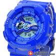 Baby-G CASIO カシオ ベビーG レディース 腕時計 アナデジ BA-110BC-2ADR ブルー 海外モデル