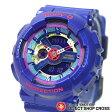 ベビーG カシオ Baby-G CASIO レディース 腕時計 アナデジ BA-112-2ADR ブルー 海外モデル