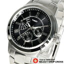 タイメックス 腕時計 レトログラード 海外モデル 黒/銀 T2M424