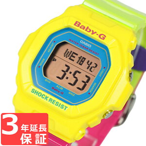 BABY-GCASIO�������٥ӡ�G��ǥ������ӻ��ץ����?×�ԥ�×�����×�֥롼����ե�BG-5607-9DR������ǥ�