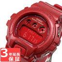 G-SHOCK メンズ 腕時計 Sシリーズ レッド GMD-S6900SM-4DR