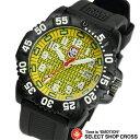 ルミノックス 腕時計 25周年記念 イエロー 3055-25thルミノックス LUMINOX メンズ 腕時計 3055.25th 25周年記念 3050 SERIES 限定モデル ネイビーシールズ カラーマーク イエロー 3055-25th
