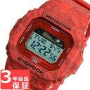 G-SHOCK CASIO メンズ 腕時計 G-LIDE GLX-5600F-4DR レッド 花柄