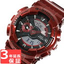 G-SHOCK CASIO メンズ 腕時計 GA-110NM-4ADR レッド