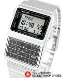 カシオ データバンク ユニセックス 腕時計 リストウォッチ DBC-611-1DF シルバーカシオ CASIO DATA BANK データバンク ユニセックス 腕時計 DBC-61