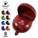 PERONI ペローニ コインケース 小銭入れ ハンドメイド レザー 牛革 Art594 シルバーロゴ silver logo 選べる8カラー