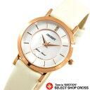 ORIENT オリエント レディース 腕時計 ピンクゴールド ホワイト