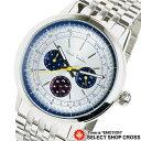 楽天時計&雑貨セレクトショップクロスPAUL SMITH ポールスミス メンズ 腕時計 Precision プレシジョン Day Date デイ&デイト メタルベルト シルバー/シルバー P10007
