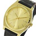 ニクソン NIXON タイムテラー クオーツ メンズ レディース ユニセックス 腕時計 ブランド A0451882 ゴールド