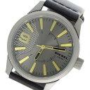 ディーゼル DIESEL クオーツ メンズ 腕時計 DZ1843 メタルグレー(インデックス:ゴールド)