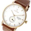 手表 - トリワ TRIWA クオーツ ユニセックス 腕時計 FALKEN FAST101-CL010214 ホワイト / ブラウン