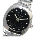 グッチ GUCCI GG2570 クオーツ レディース 腕時計 YA142503 ブラック