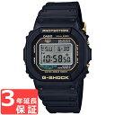 【3年保証】 カシオ CASIO Gショック G-SHOCK ジーショック 35周年記念モデル ブラック ゴールド メンズ 腕時計 DW-5035D-1BDR 海外モデル 【あす楽】