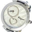 サルヴァトーレ フェラガモ Ferragamo クオーツ レディース 腕時計 FE2020016 シルバー