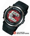 gショック タフソーラー G-SHOCK CASIO 腕時計 リストウォッチ Gスパイク G-300-4AJF 黒/赤gショック タフソーラー