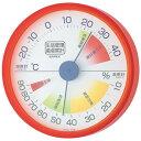 快適な暮らしをコントロール「生活管理温・湿度計」
