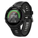 ガーミン GARMIN ForeAthlete735XTJ BlackGray スマートウォッチ 腕時計 正規品 010-01614-24