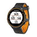 ガーミン GARMIN ForeAthlete235J BlackOrange スマートウォッチ 腕時計 正規品 010-03717-6J