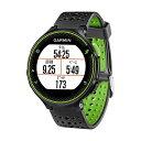 ガーミン GARMIN ForeAthlete235J BlackGreen スマートウォッチ 腕時計 正規品 010-03717-6K