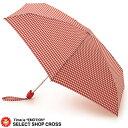 フルトン FURTON 折り畳み傘 l501-tiny2-025 Red Ginghamフルトン FURTON 折り畳み傘 雨具 l501-tiny2-025 Red Gingham 【P10】