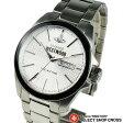 ヴィヴィアン・ウエストウッド Vivienne Westwood メンズ アナログ 腕時計 Camden Lock VV063SL シルバー 【男性用腕時計 リストウォッチ ランキング ブランド 防水 カラフル】