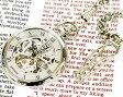懐中時計 メカニカル ポケット 腕時計 両面スケルトン BR925-SVSV ALLシルバー 【男性用腕時計 リストウォッチ ランキング ブランド 防水 カラフル】懐中時計