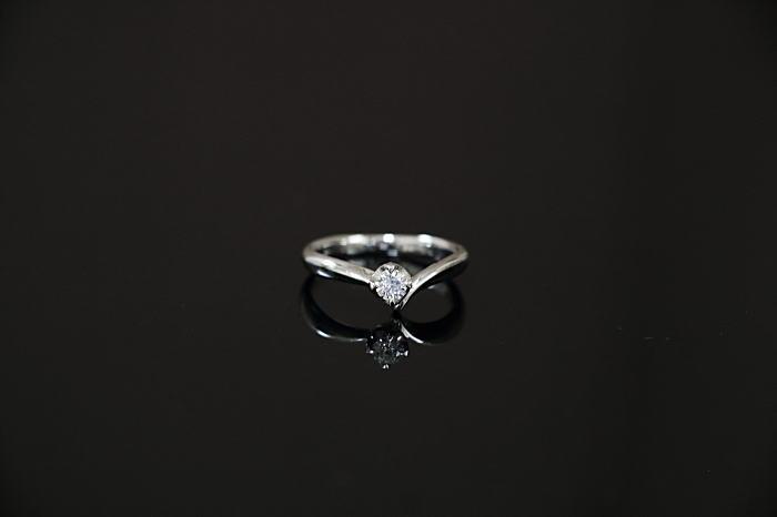 《送料無料/返品可》 4℃ ダイヤモンド リング 0.151ct Pt950 サイズ7.5号 【】【smtb-TD】【saitama】【05P06jul10】【MB-KP】
