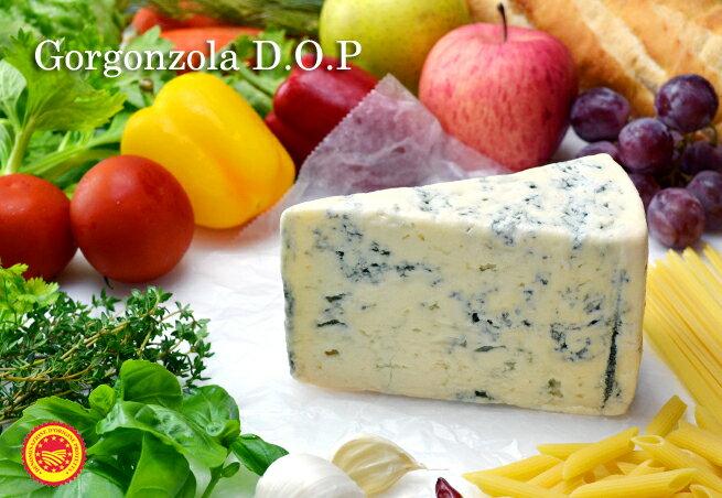 ゴルゴンゾーラDOP ドルチェ 300g(不定貫)【青かび/ブルーチーズ/イタリア】...:shop-fromage:10000045