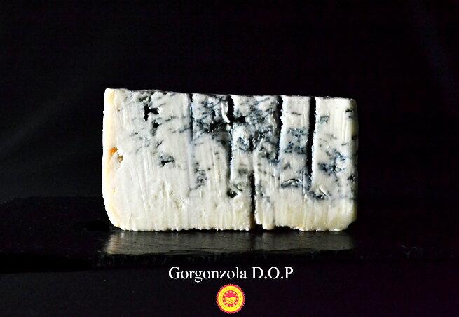 ゴルゴンゾーラDOP ピカンテ 300g(不定貫)【青かび/ブルーチーズ/イタリア】...:shop-fromage:10000048