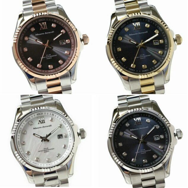 腕時計 メンズ 丸型 マウロジェラルディ ソー...の紹介画像3