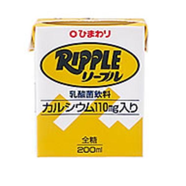 乳酸菌飲料 ひまわりリープル 200mL10個セット