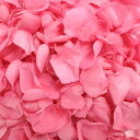 雑貨 バラの花びら ピンク&レッド系