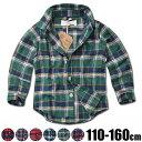 お買い物マラソン【送料無料】キッズ用チェックネルシャツです!毎年大人気のチェック柄シャツはコーデの幅が広い優秀アイテム♪サイズも110cm〜160cmまでありカ...