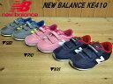 ♪new balance ke410▼ニューバランス KE410 ベビー キッズ スニーカー靴 gbi nvi pki インファント(13cm〜16.5cm)