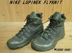 ♪NIKE LUPINEK FLYKNIT▼CARGO KHAKI▼ナイキ ルピネク フライニット▼862505-300 超軽量メンズ スニーカーブーツ