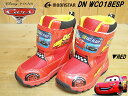 ♪moon star disny cars DN WC018ESP red 2E▼ムーンスター ディズニーカーズ3 dn wc018esp レッド(マックイーン)▼キッズウィンターブー..