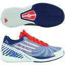 アディゼロ フェザー 2 AC ( Adizero Feather 2 AC )[ Q21447 ][ オールコート ]【 アディダス / adidas 】【 テニス シューズ 】