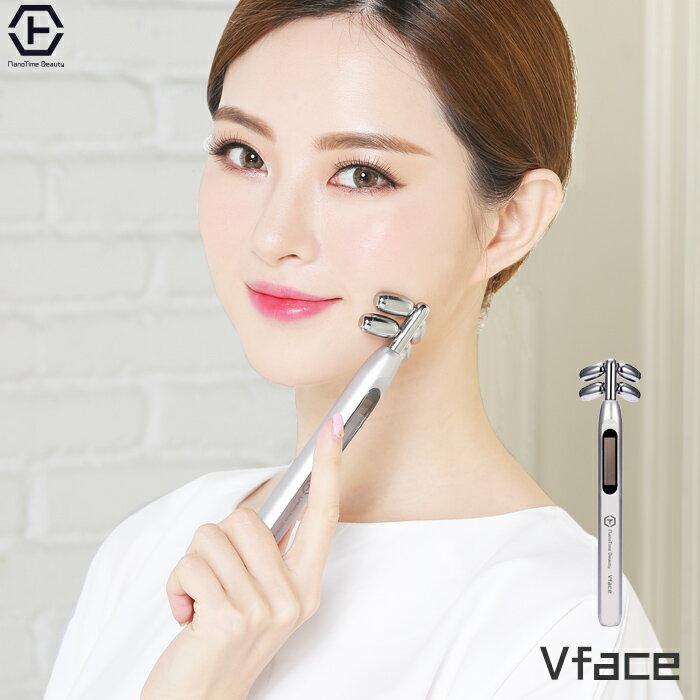 美顔ローラー 美顔器 Vフェイス Vface マ...の商品画像