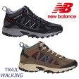【new balance】 WO790H ニューバランス レディース トレッキングシューズ スニーカー TRAIL WALKING ハイキング 登山靴 アウトドアシューズ 紐靴 ハイカットABZORB Ndurance REVLITE RAVEN(RA)レイブン SEPIA BROWN(SB) セピアブラウン