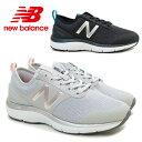 New Balance ニューバランス レディーススニーカー WW955BK2 WW955ST2 NewBalance ウォーキングシューズ 運動靴 紐靴 CUSH クッション ブラック(BK2) グレー(ST2) /ST/MR