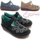 エスタシオン 靴 レディースコンフォートシューズ MS06 ...